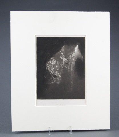 John Martin set of Milton's 'Paradise Lost'