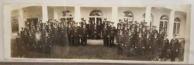 1940 Fdr White House Police Force Photo By Steig