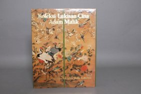 4 Books Incl: Koleksi Keramik Adam Malik.