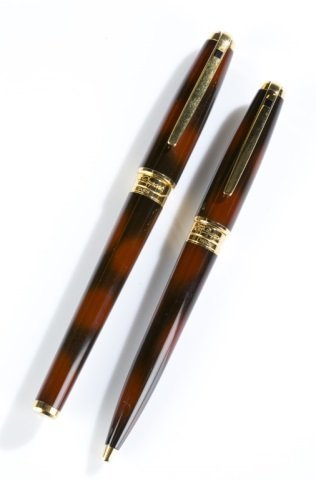 Group of 2 S.T. Dupont pens.