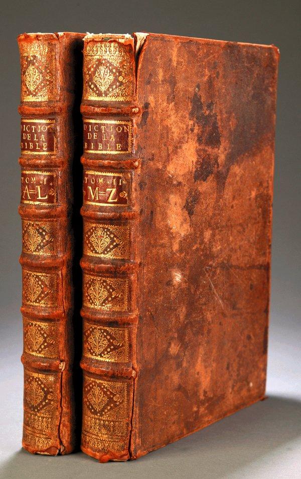 24: [Bible Dictionary]. Calmet, Augustin. Dictionnair