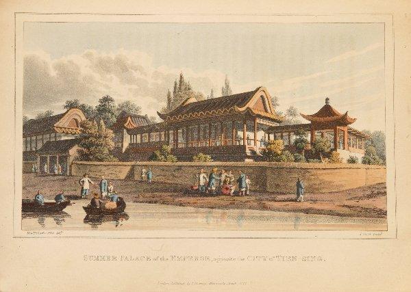 253: [China]. Henry Ellis. Journal Of The Proceedings