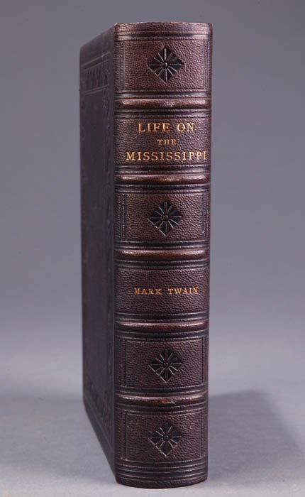 1081: Twain, Mark. Life On The Mississippi. B