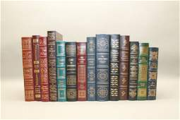 14 Easton Press Shaw Turgenev Verne Austen