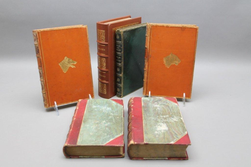 6 Books: Jungle Book, James Fenimore Cooper... - 2