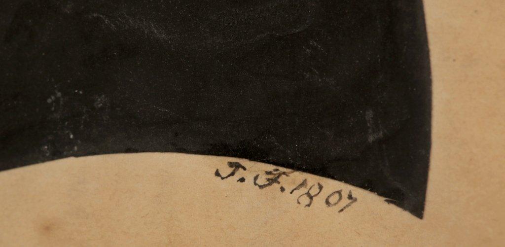 George Washington cut signature, w/ Edm. Randolph - 6