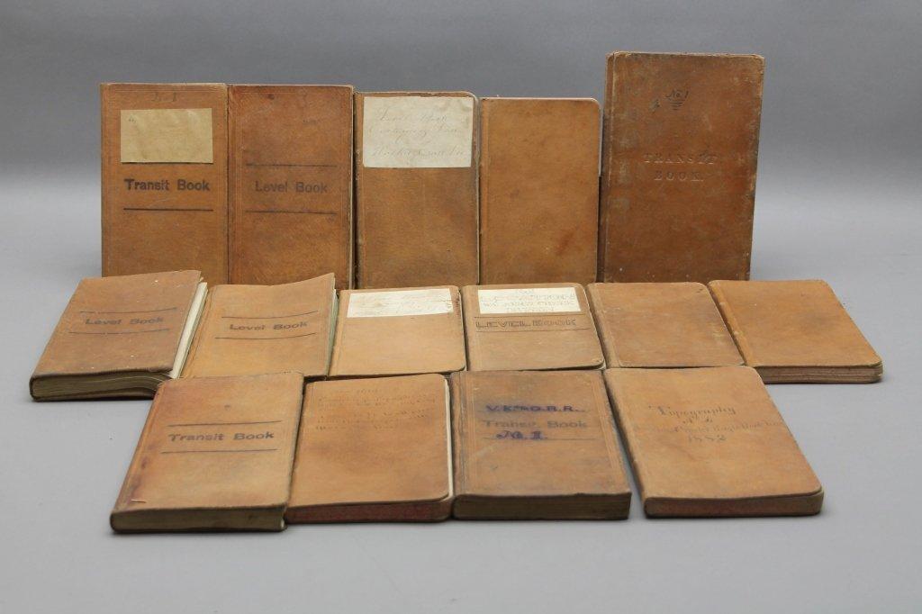 19 Vols incl 15 surveys owned by CW Gen. Wharton - 2