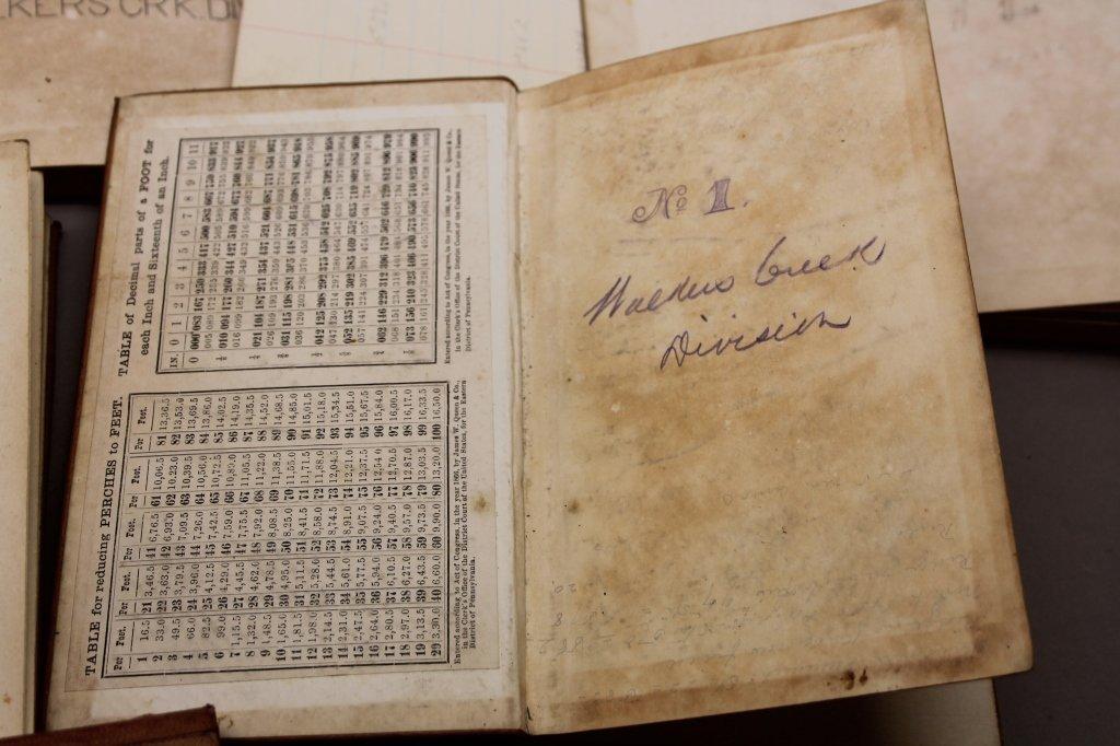 19 Vols incl 15 surveys owned by CW Gen. Wharton - 4