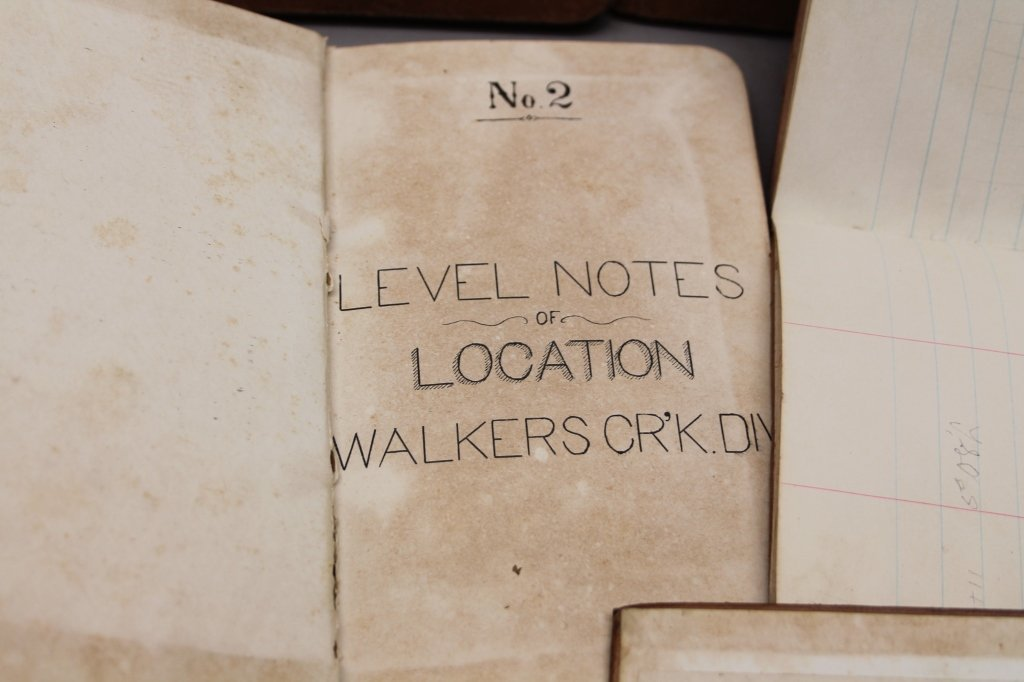 19 Vols incl 15 surveys owned by CW Gen. Wharton - 5