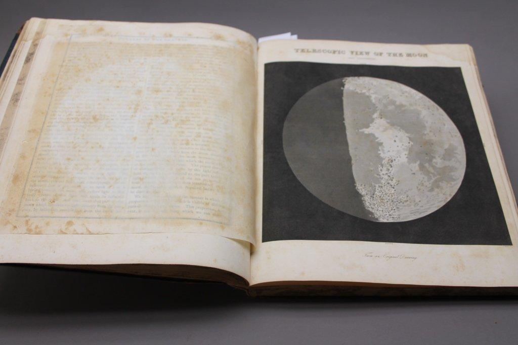 Bradford. THE WONDERS OF THE HEAVENS. 1837. 1st ed - 10