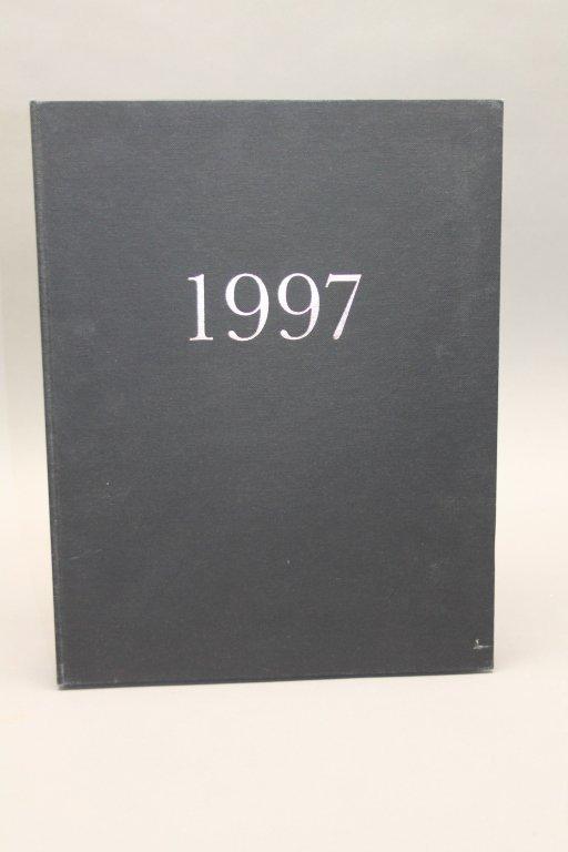 ACKROYD, Norman 10 ETCHINGS. 1997. #22 of 30.