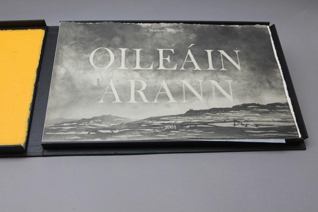 ACKROYD, Norman. OILEAIN ARANN. #43 of 45.