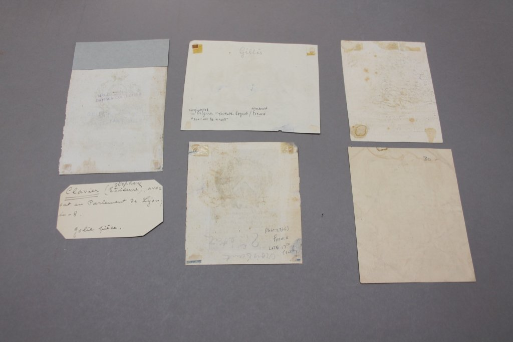 15 Engraved & Printed Bookplates: 17th-20th C - 5