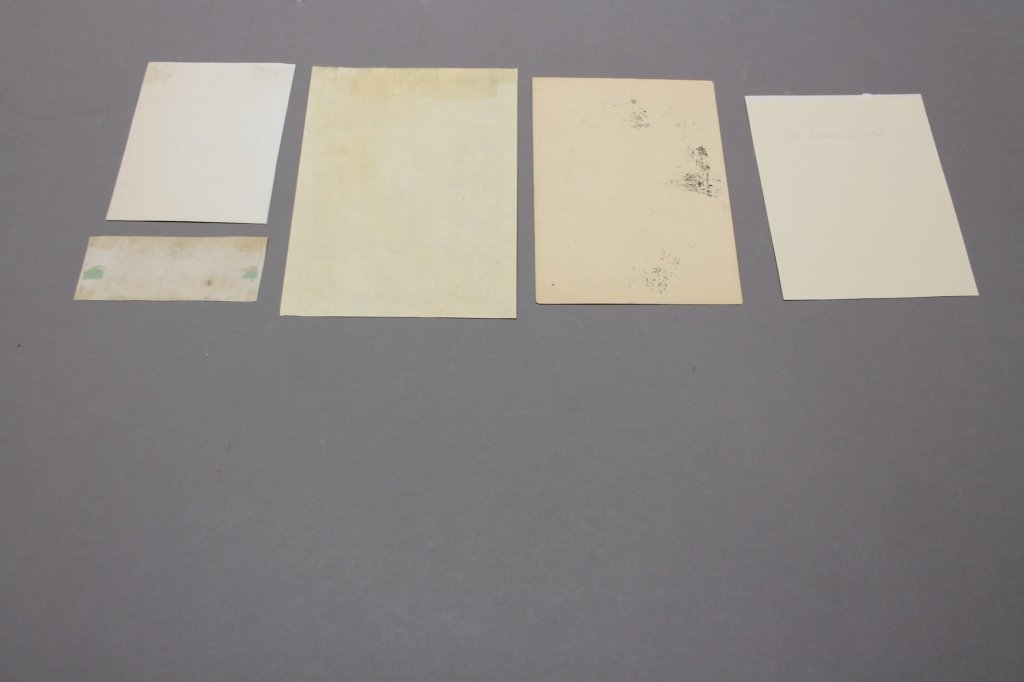 15 Engraved & Printed Bookplates: 17th-20th C - 7