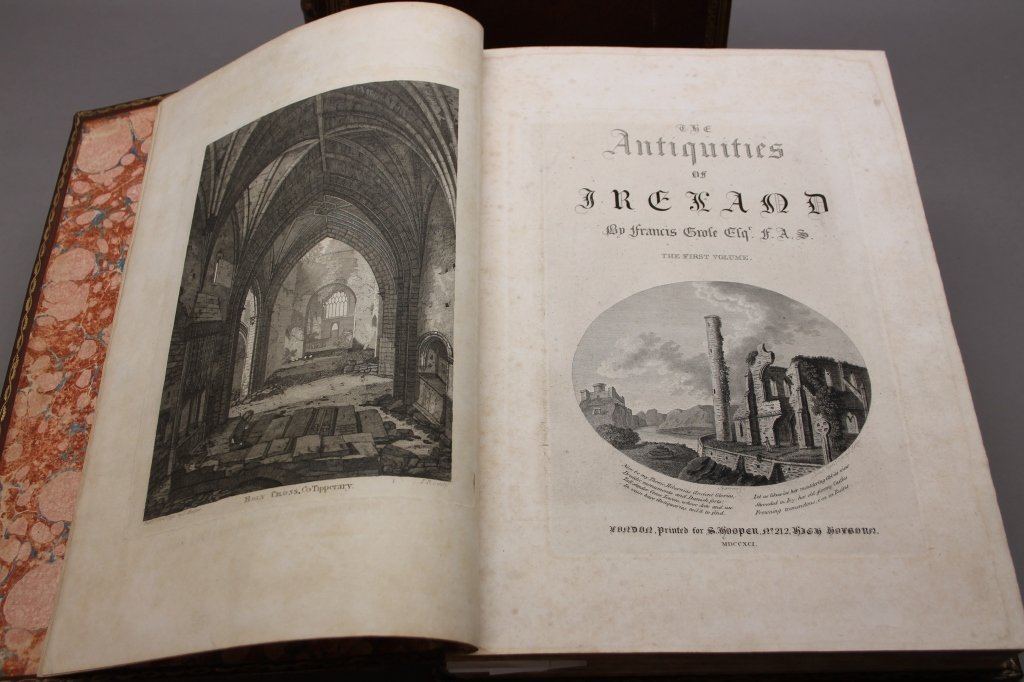 THE ANTIQUITIES OF IRELAND. 2 Vols. 262 plates.