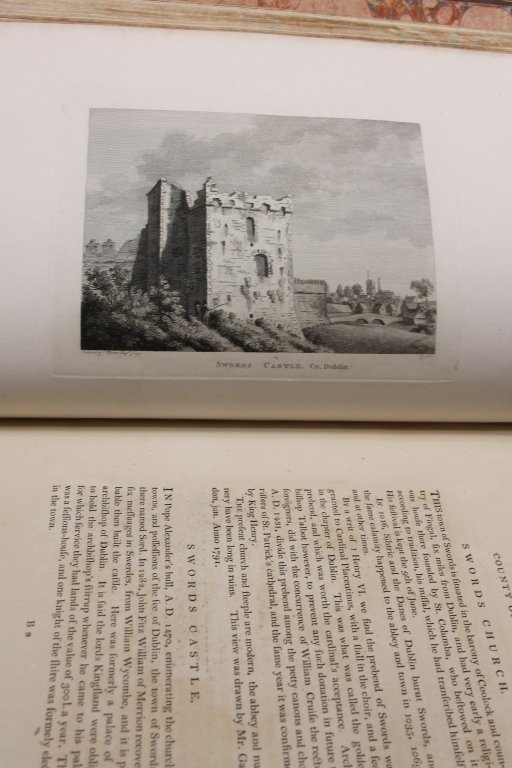 THE ANTIQUITIES OF IRELAND. 2 Vols. 262 plates. - 2