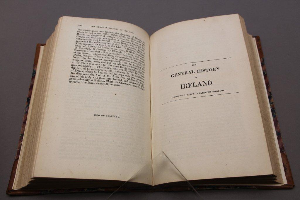 4 Books incl: Clynn, et. al THE ANNALS OF IRELAND.