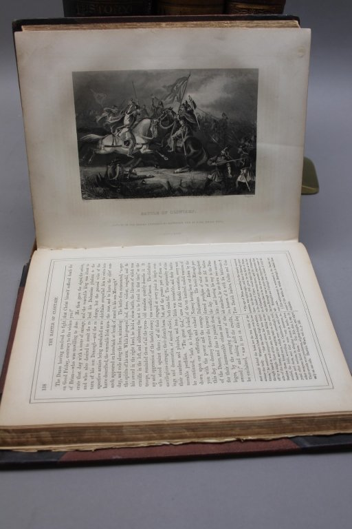 4 Books: Cusack, HISTORY OF IRISH NATION, Haverty - 3