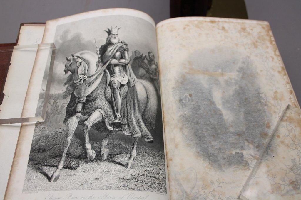 4 Books: Cusack, HISTORY OF IRISH NATION, Haverty - 4