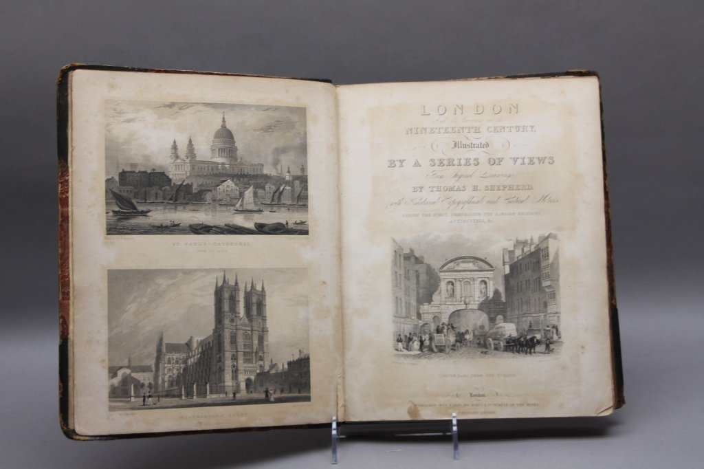 London and its Environs in the Nineteenth Century.