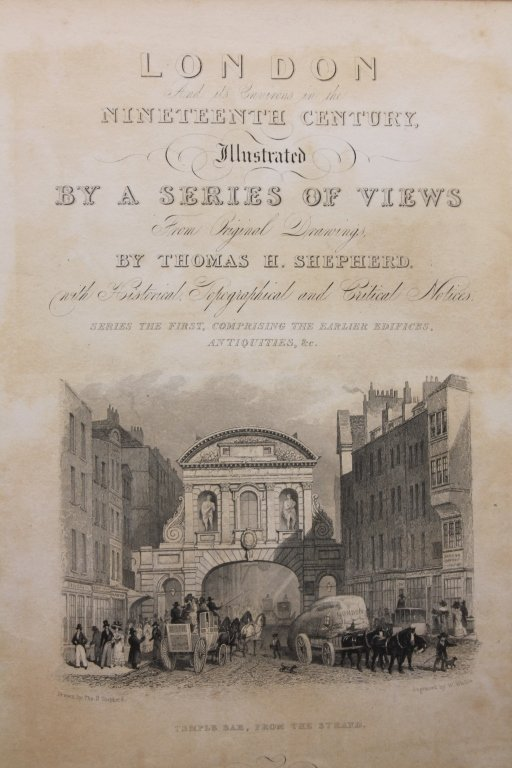 London and its Environs in the Nineteenth Century. - 2