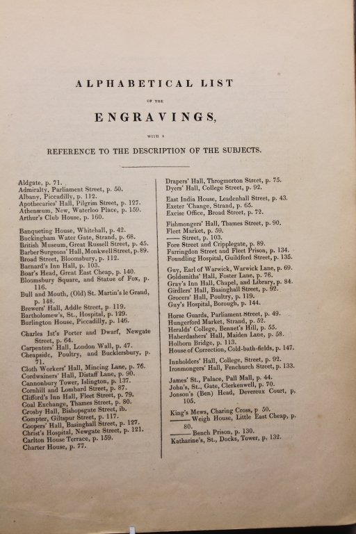 London and its Environs in the Nineteenth Century. - 3