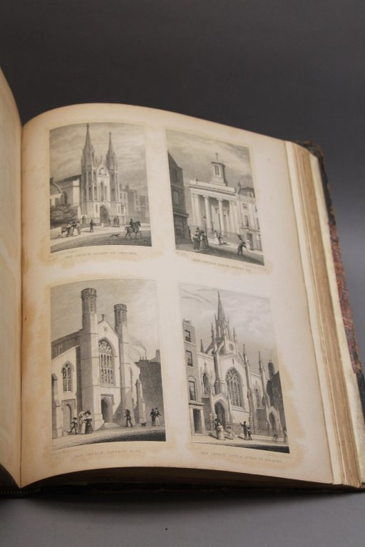 London and its Environs in the Nineteenth Century. - 7
