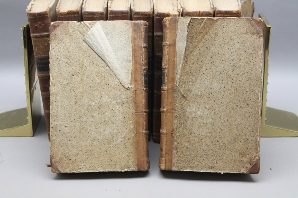 12 Parts in 10 Vols: Netherlands. 1785-1794, 1801. - 8
