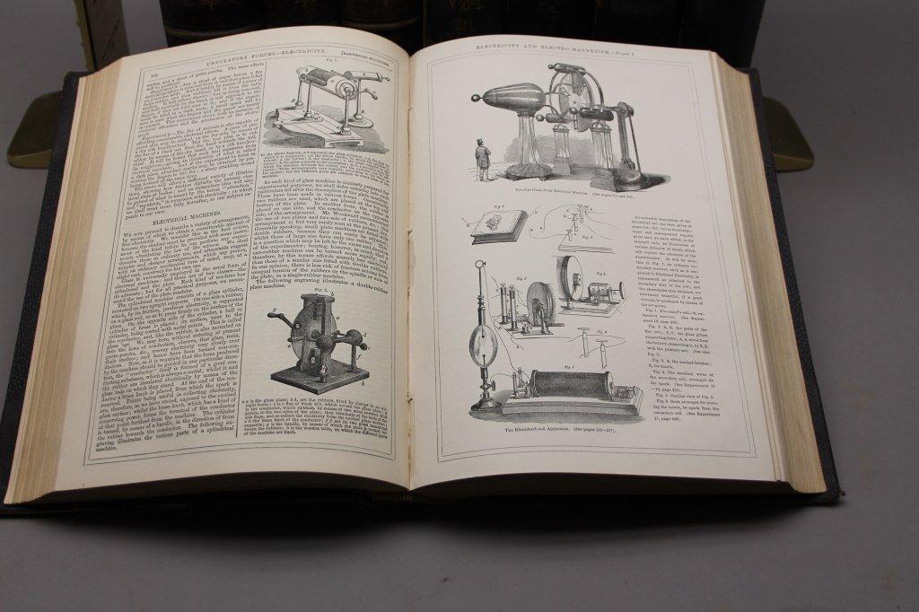 8 Vols: Scientific American, Engineering... - 2