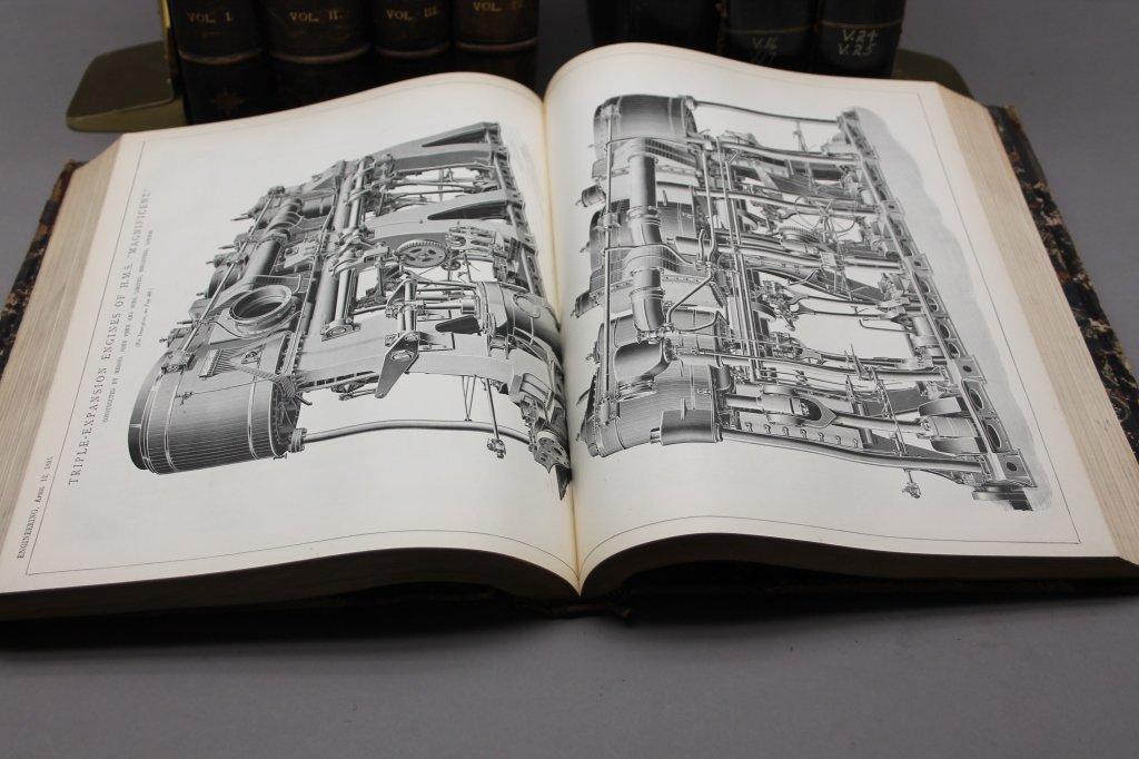 8 Vols: Scientific American, Engineering... - 3