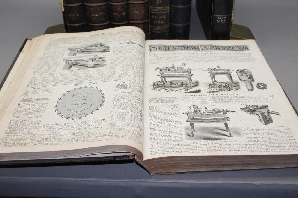 8 Vols: Scientific American, Engineering... - 4