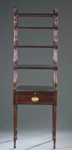 Bernhardt Smithsonian Collection display cabinet.