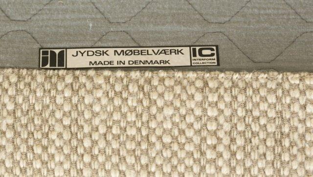Jydsk Mobelvaerk Mid-Century modern rosewood sofa. - 5