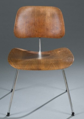 Eames DCM chair for Herman Miller.