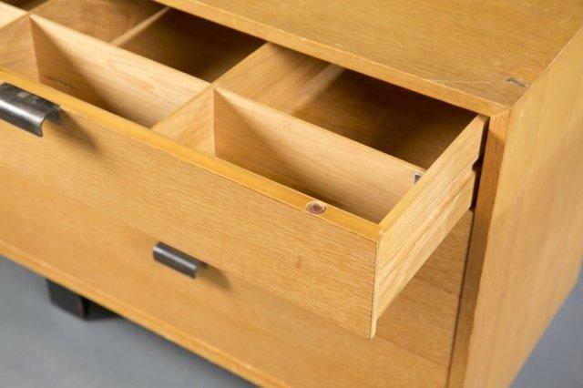George Nelson dresser set for Herman Miller - 2