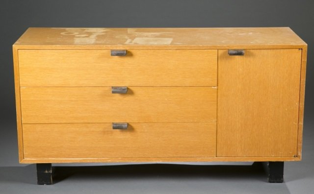 George Nelson dresser set for Herman Miller - 7