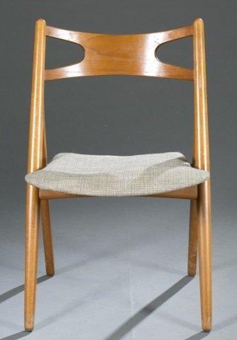 Hans Wegner CH29 dining chair.