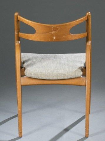 Hans Wegner CH29 dining chair. - 3