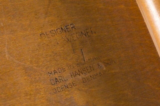Hans Wegner CH29 dining chair. - 4