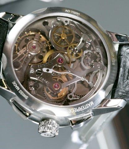 Maurice Lacroix Masterpiece Le Chronographe. - 3