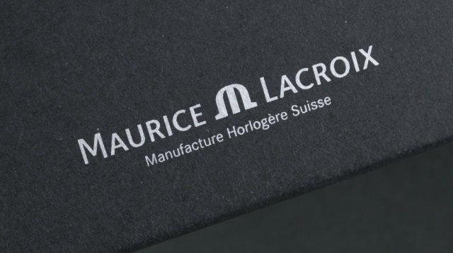 Maurice Lacroix Masterpiece Le Chronographe. - 4