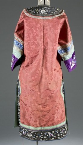 Chinese embroidered ladies dress - 5
