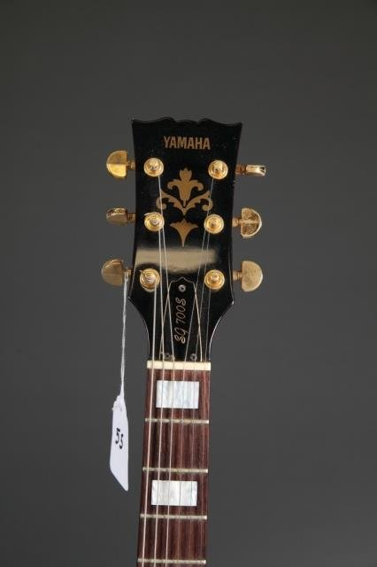 A Yamaha SG 700S electric guitar, Serial #: 9FX104 - 2