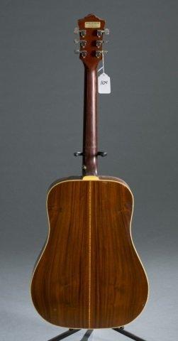 A Guild D50 scoustic guitar, Serial #: 76319. c.19 - 2