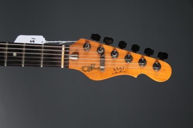 A G&L ASAT Classic by Leo Fender electric guitar, - 2