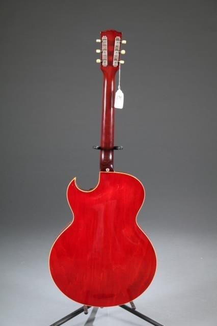 A Gibson ES-125 hollow body electric guitar, sunbu - 3