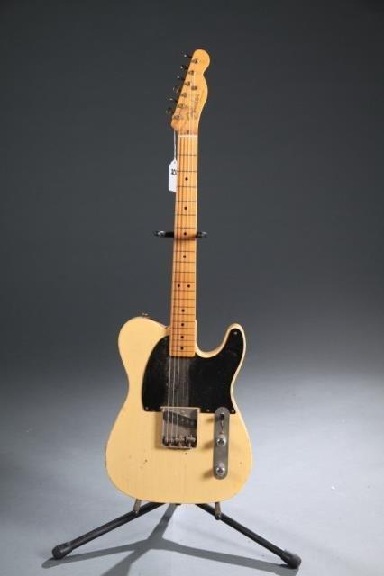 A John English Fender Custom Shop Esquire guitar c.2006