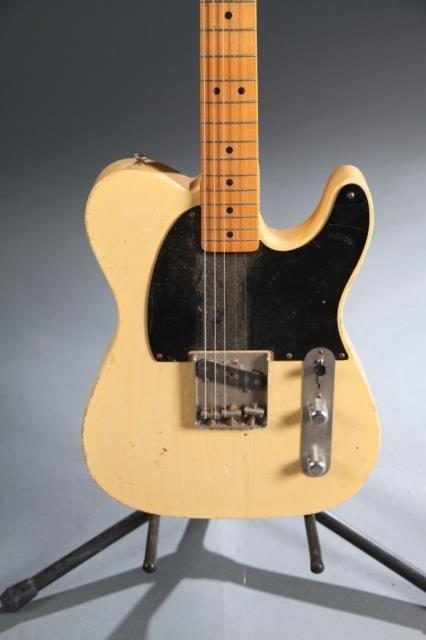 A John English Fender Custom Shop Esquire guitar c.2006 - 3