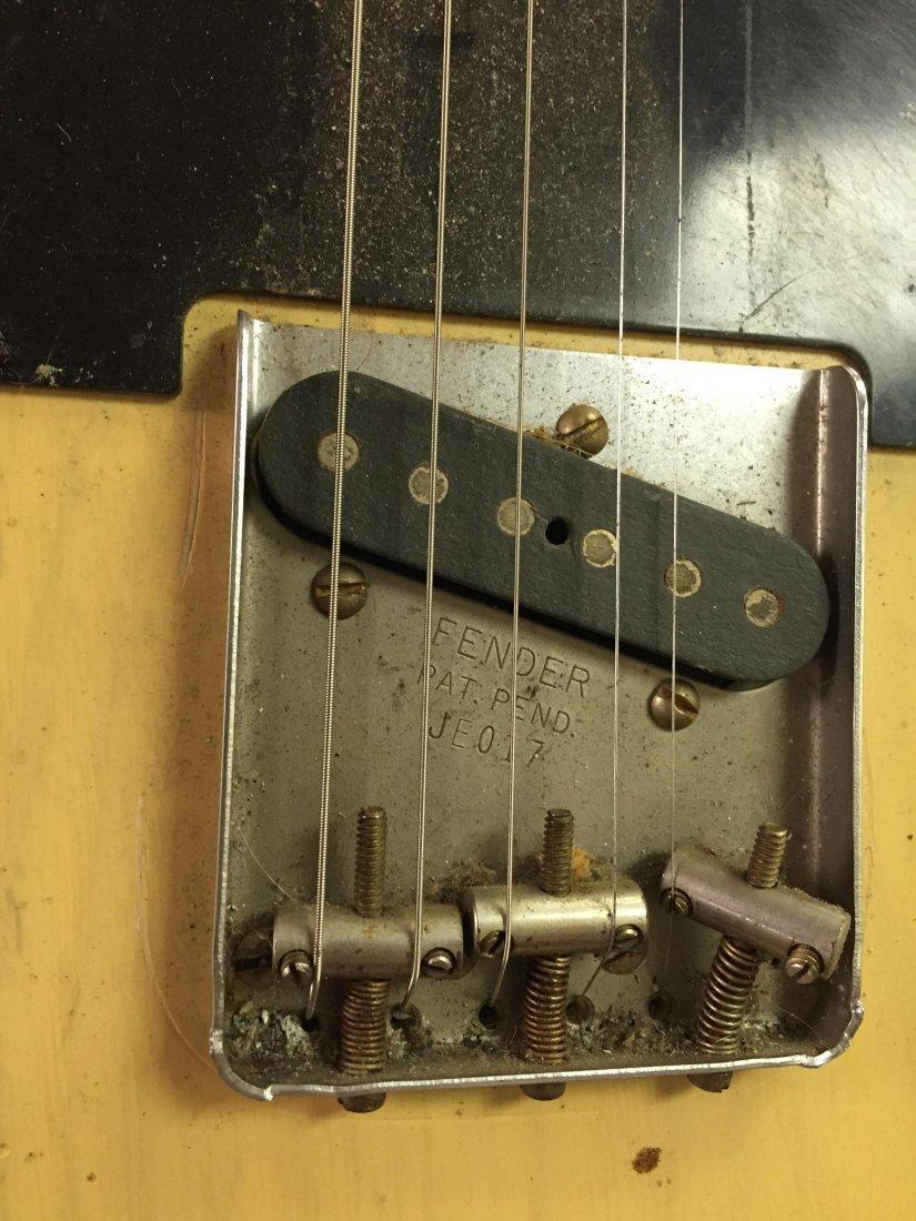 A John English Fender Custom Shop Esquire guitar c.2006 - 4