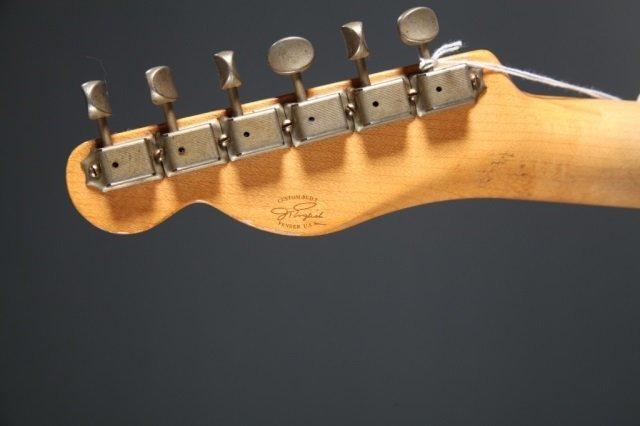 A John English Fender Custom Shop Esquire guitar c.2006 - 5